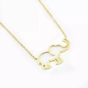 Jewelry - 🐘💛Gold 💛 elephant 🐘